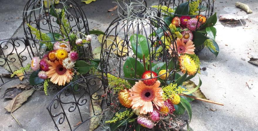 Serviços prestados pela Mynssem Freitas Flores e Decorações
