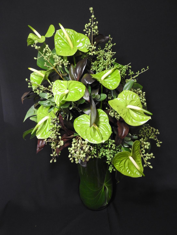 Arranjo Tropical para Assinatura Floral